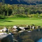 Parkhotel - Delta Golfplatz