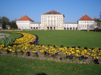 Munich's castles-Nymphenburg and the Kings' town residence